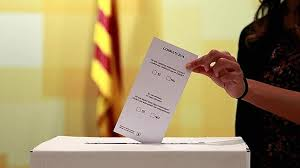 votación Cataluña